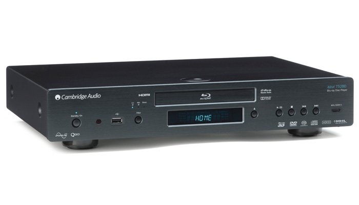 Фотографии Cambridge Audio Azur 752BD