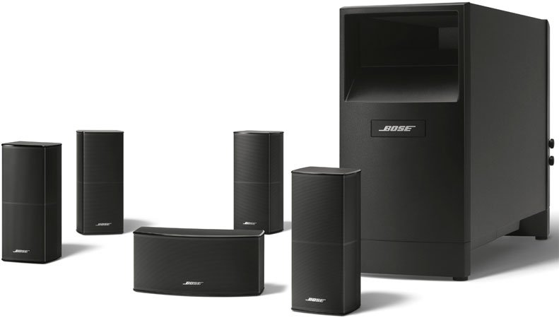 Фотографии Bose Acoustimass 10 Series V