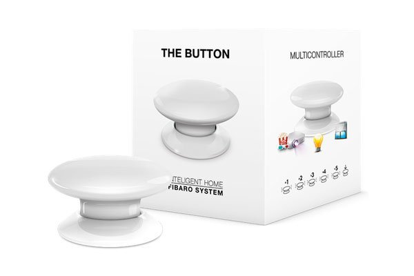 Фотографии Fibaro The Button