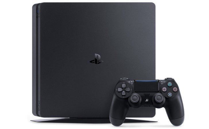 Фотографии Sony PlayStation 4 Slim 1TB, FIFA 18