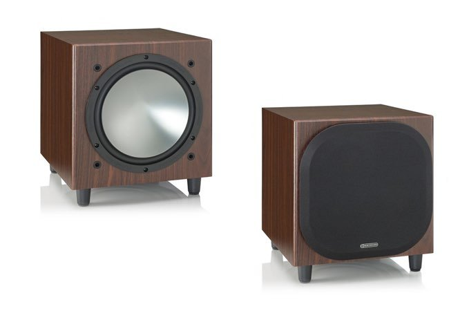 Фотографии Monitor Audio Bronze W10 Walnut