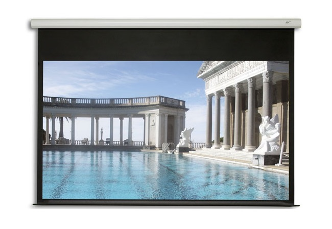 Фотографии Elite Screens PM110HT-E12 244x137 см, MW FG, BD 30,5 см