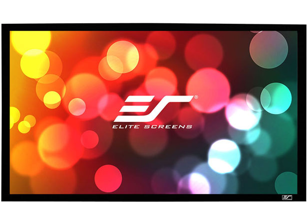 Фотографии Elite Screens ER110WH1 244x137 см, CineWhite