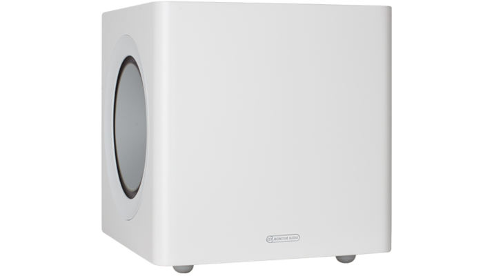 Сабвуфер Monitor Audio Radius 380 Satin White