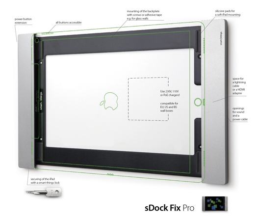 Док-станция Smart things s34 sDock Fix A12.9
