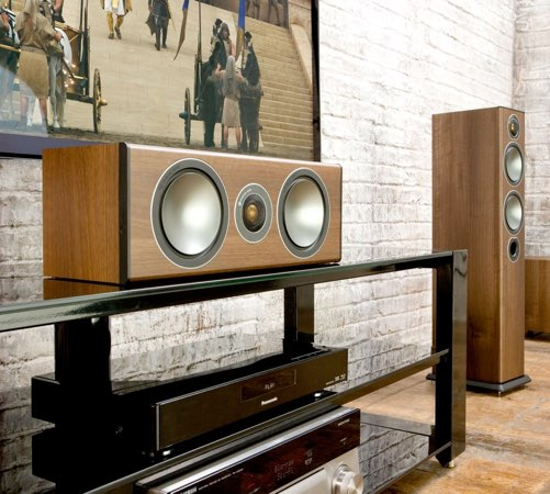 Центральный канал Monitor Audio Bronze Centre Walnut