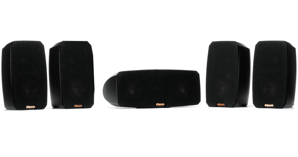 Комплект Klipsch Reference Theater Pack 5.0