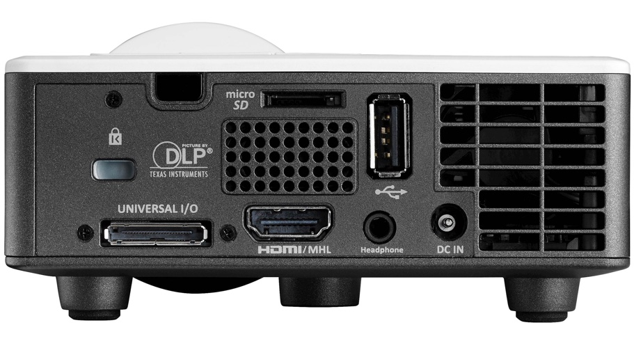 Проектор Optoma ML1050ST